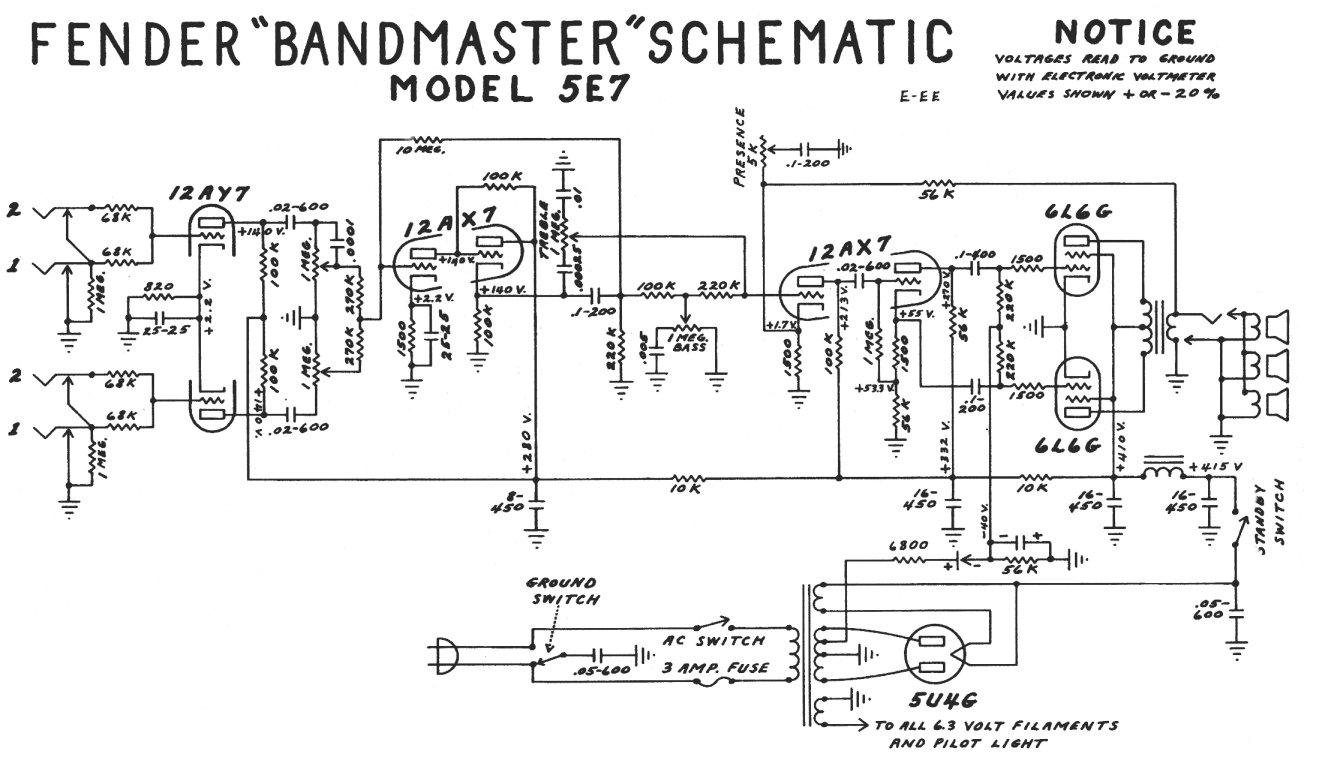 schematics Gretsch Wiring Diagrams