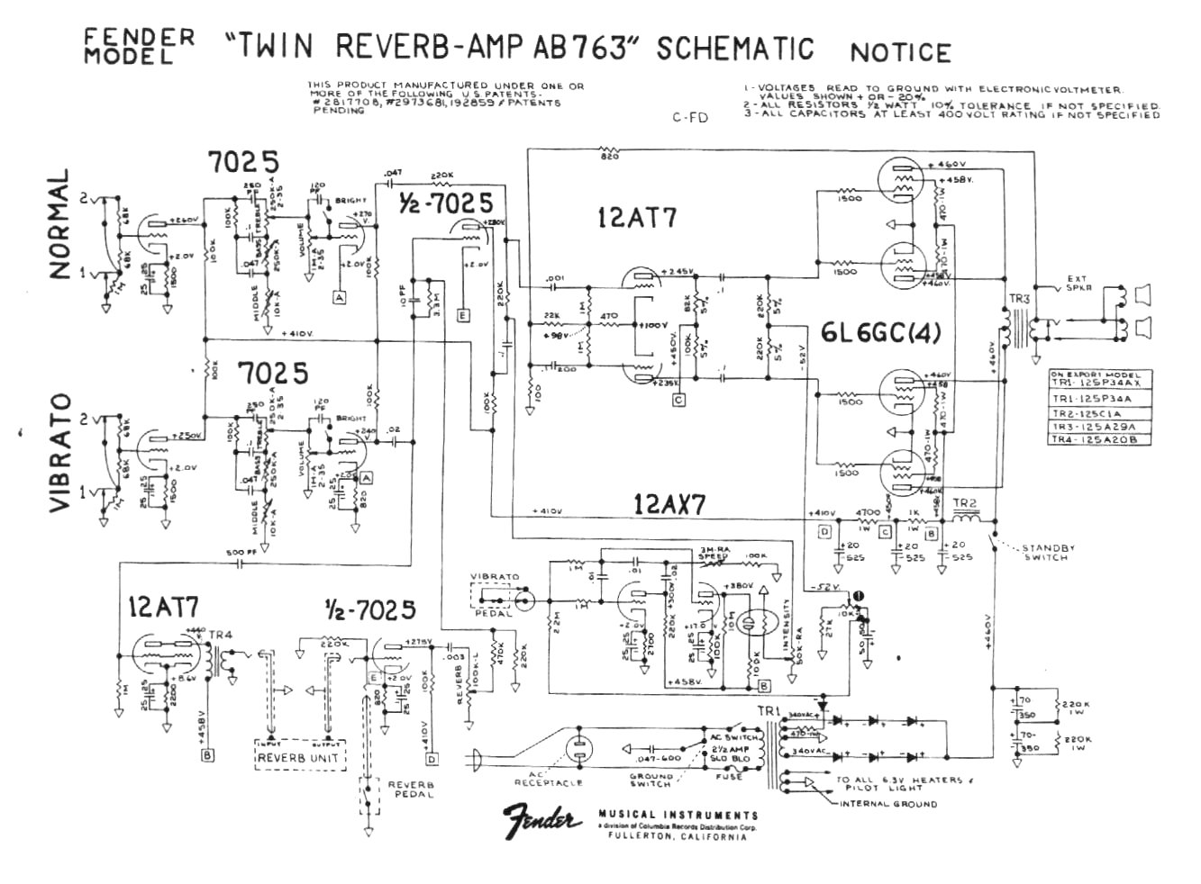 Schematics Bandmaster Reverb Schematic on super reverb schematic, one-line diagram, circuit diagram, princeton reverb schematic, peavey reverb schematic, technical drawing, tube map, functional flow block diagram, fender bandmaster ab763 schematic, deluxe reverb schematic, piping and instrumentation diagram, fender reverb schematic, vibrolux reverb schematic, twin reverb schematic, pro reverb schematic, block diagram,